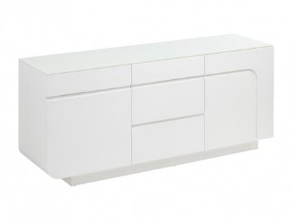 Sideboard Design Hochglanz Bend - Vorschau 5