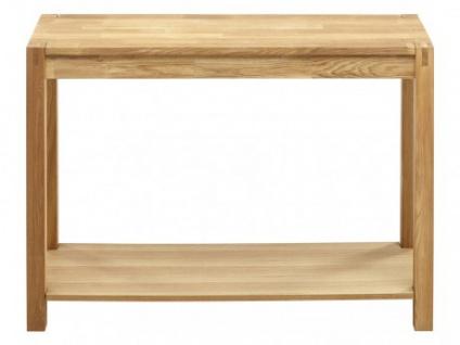 Konsole Holz Brocelande II - Eiche geölt