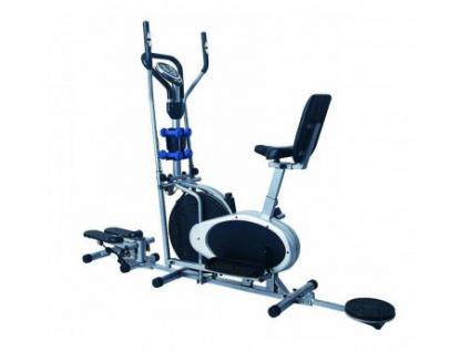 Ergometer Stepper Heimtrainer Fitness Club