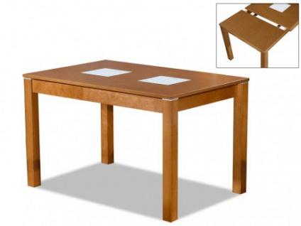 Esstisch Massivholz Salena - Ausziehbar - Holzfarben