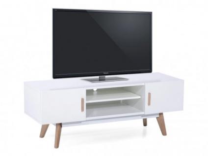 TV-Möbel NORDIK - 2 Türen & 2 Ablagen