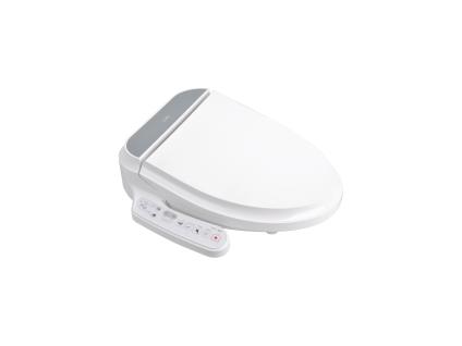 Toilettensitz WC-Deckel Japanisch FLANY - mit Sitzheizung und Waschfunktionen