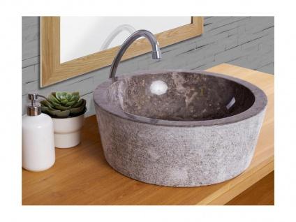 Waschbecken Marmor VOLCA