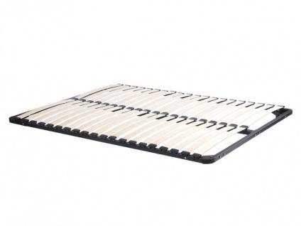 Lattenrost ErgoOpti Standard ohne Füße - 140x200cm - Schwarz
