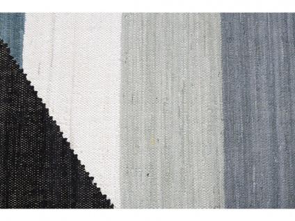 Kelim-Teppich handgewebt MYCENE - Baumwolle - 160x230cm - Vorschau 3