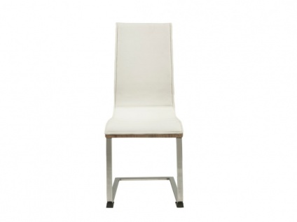 Stuhl 4er-Set AYANE - Eichenholzfarben/Weiß - Vorschau 5