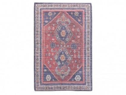 Teppich handgewebt Hanf & Viskose SOUK - 160x230cm