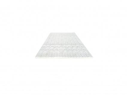 Matratzenauflage Memory Schaum ALOE VERA von NATUREA - 180 x 200 cm
