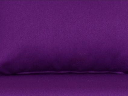 Schlafsofa Stoff Donau II - Violett - Vorschau 4