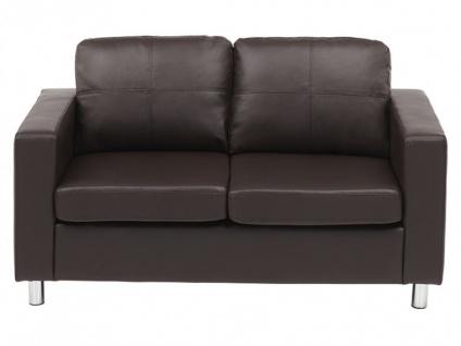 Sofa 2-Sitzer Ackley - Braun - Vorschau 4