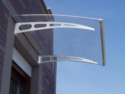 Vordach Aluminium NEONA - 150x90x15cm