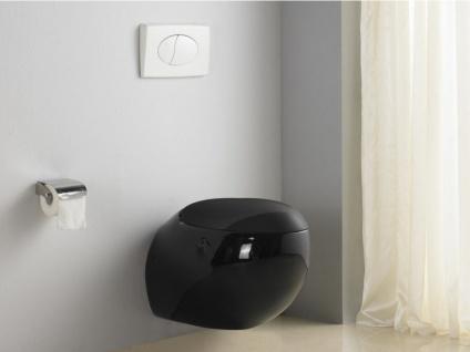 Wand WC Keramik Huro - Schwarz