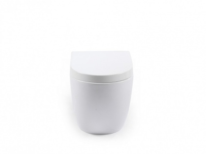 Wand WC Keramik Kenji - Weiß - Vorschau 4