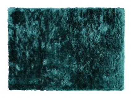 Hochflor-Teppich DOLCE - Kieferngrün - 160 x 230 cm