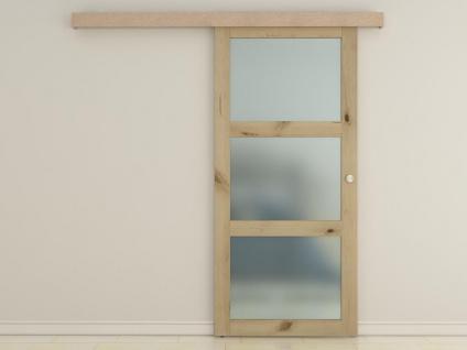 Schiebetür ACOSTA - H205 x B83 cm - Holz (MDF)
