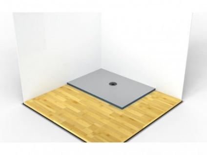 Duschwanne Duschtasse zur Selbstgestaltung Mosaico - 140x80 cm