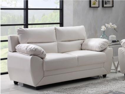 Sofa 2-Sitzer MANOA - Weiß
