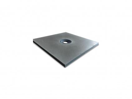 Duschwanne Duschtasse zur Selbstgestaltung DELOS - 1000x1000x40mm