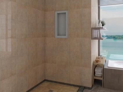 Duschnische zum Verfliesen KLARA - 31 x 61 cm