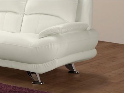 Sofa 2-Sitzer MUSKO - Elfenbeinfarben - Vorschau 2