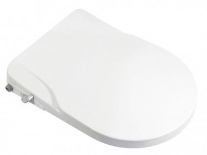 Japanischer WC-Sitz FUJI - Nicht-elektrisch - Weiß
