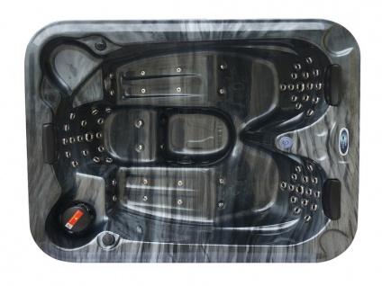 Whirlpool FIDJI III - 3 Personen - Grau