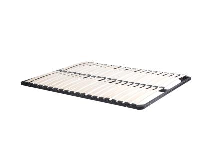 Lattenrost ErgoOpti Standard ohne Füße - 120x190cm - Schwarz