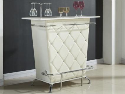 Hausbar Clay - Weiß
