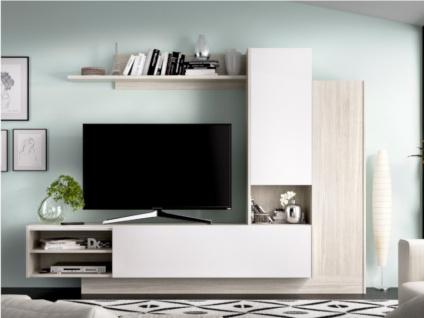 TV-Wand TV-Möbel mit Stauraum MARITSA