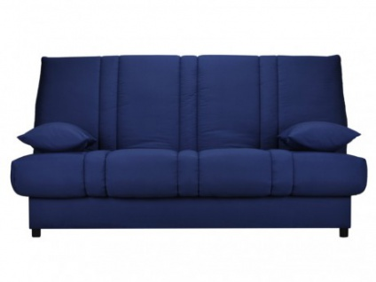 schlafsofa klappsofa mit bettkasten farwest blau kaufen bei kauf. Black Bedroom Furniture Sets. Home Design Ideas