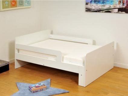 Ausziehbett ZELLY + Lattenrost - ausziehbar 90x140-90x200cm - Vorschau 5