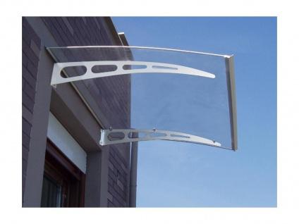 Vordach Aluminium NEONA - 120x90x15cm