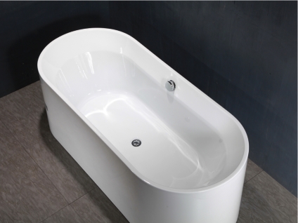 Freistehende Badewanne Katoucha - 222 L - Vorschau 5