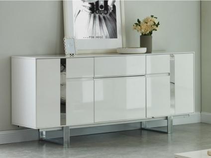Sideboard PETILLANTE - 3 Türen & 1 Schublade