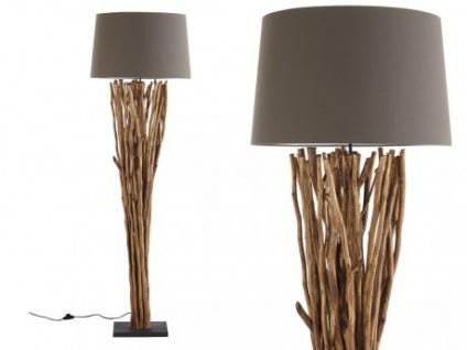 Stehlampe Treibholz Ranua - Höhe: 175 cm - Kaufen bei Kauf-Unique.de