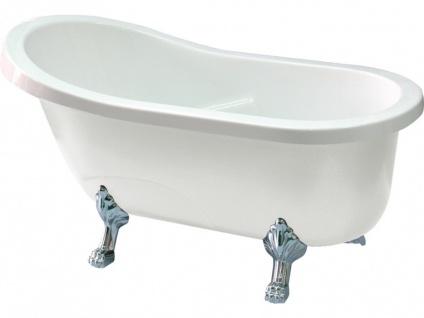 Freistehende Badewanne Egee II - 171 L - Weiß - Vorschau 3