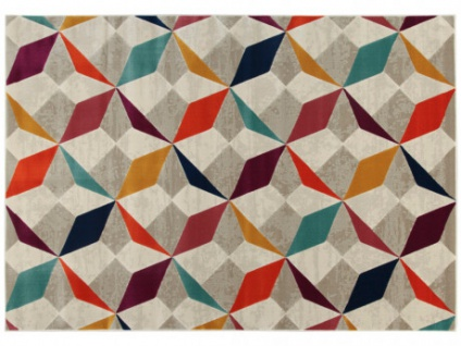 Teppich IMPRESSION - Polypropylen & Jute - 160x230 cm