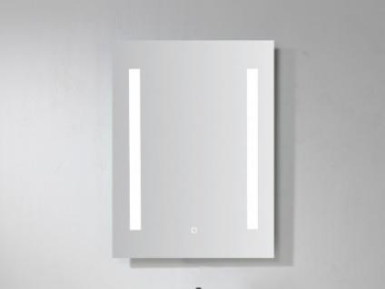 Spiegel mit LED-Beleuchtung ABRIL - 60x80cm