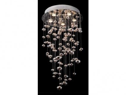 Pendelleuchte Glas Metall Rafaelo - 90 cm
