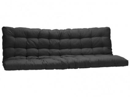 Futonmatratze MODULO für Klappsofa-Betten - 135x190cm - Schwarz