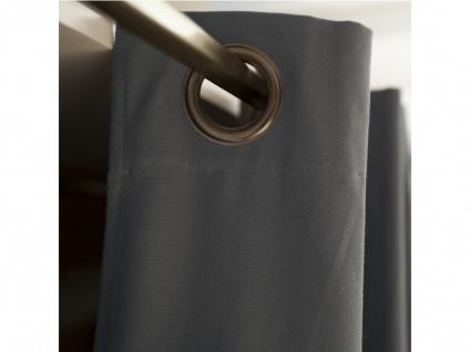 Kleiderschrank Kleiderschranksystem Emeric - Weiß & Anthrazit - Vorschau 4