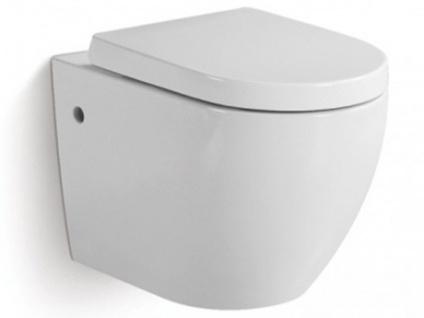 Wand WC Keramik Kenji - Weiß