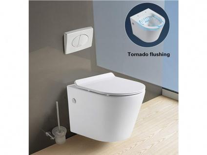Wand-WC HUPA - Weiß
