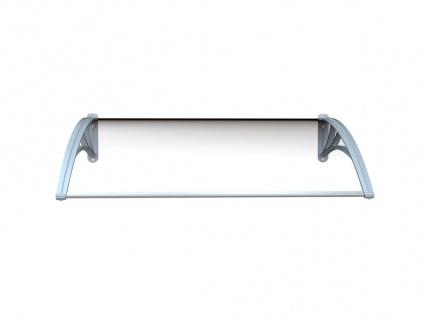 Vordach Aluminium Copalina - 120 x 92, 5 cm