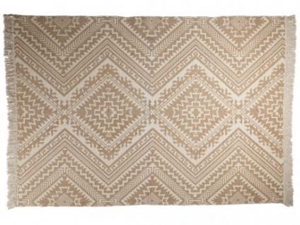 Teppich Baumwolle ISAY - 160x230 cm - Beige