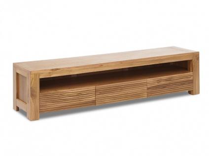 TV-Möbel Massivholz Loft II
