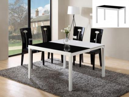 glas esstisch g nstig sicher kaufen bei yatego. Black Bedroom Furniture Sets. Home Design Ideas