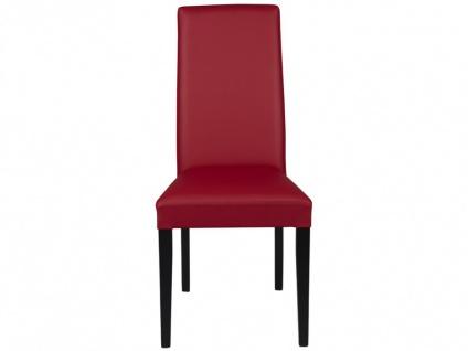 Stuhl 2er-Set Tacoma - Rot - Vorschau 5