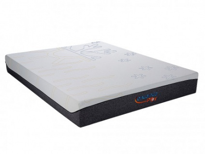 Visco-Matratze mit Memory Gel BE-FEELING - 160x200cm