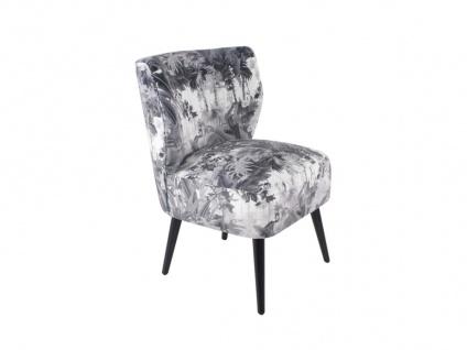 Sessel aus bedrucktem Stoff FOREST - Vorschau 2